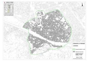 Firenze - La zona Unesco